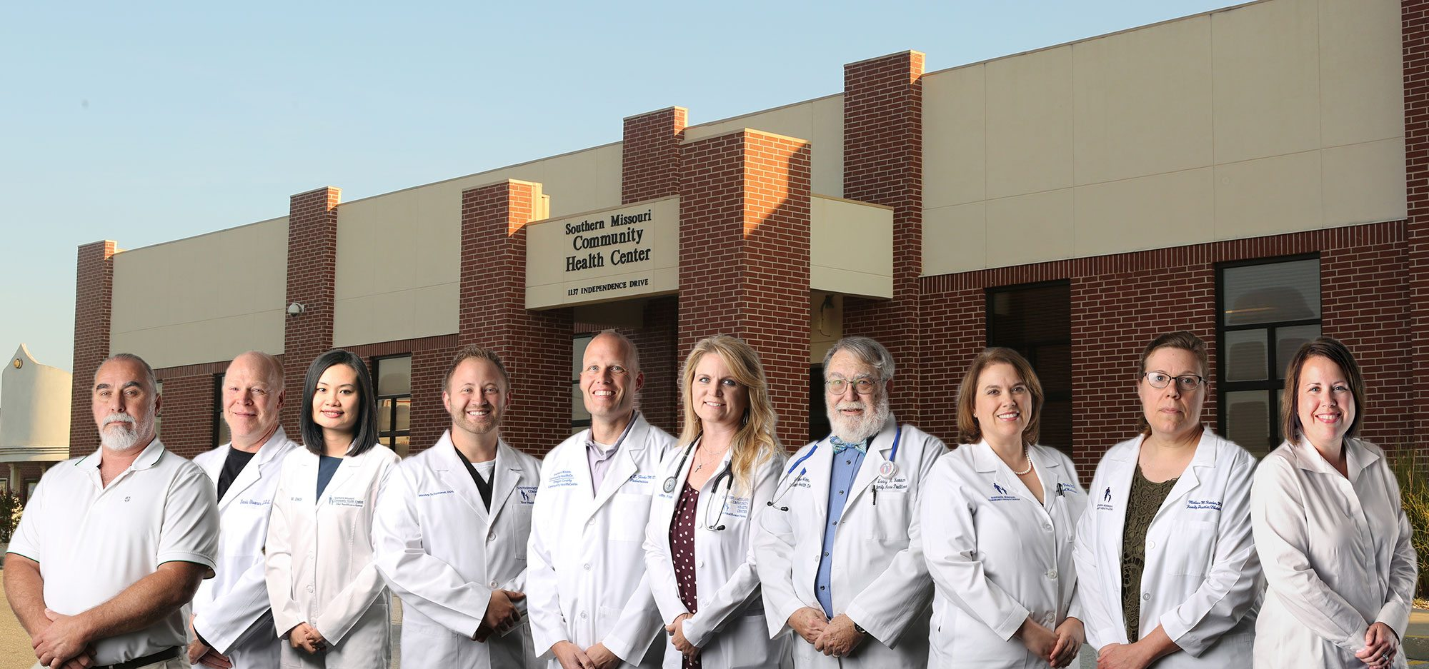 Southern Missouri Community Health Center Medical Professionals